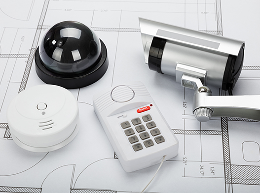 Electronic Security System CAD Services