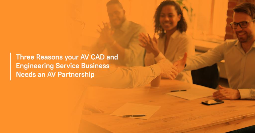 Three reasons AV partnership